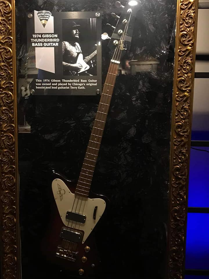 1974 Gibson Thunderbird bass